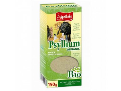 Apotheke Psyllium BIO 150g