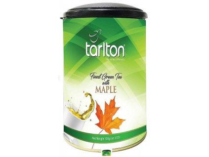 zelený čaj JAVOROVÝ SIRUP 100g Tarlton