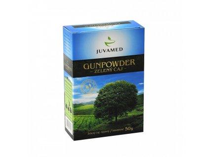 Gunpowder čaj 50g Juvamed
