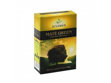 Maté zelené čaj 50g Juvamed