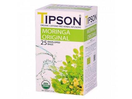 BIO Moringa original čaj 25x1,5g Tipson