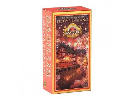 INFINITE Festive moments černý čaj 75g Basilur