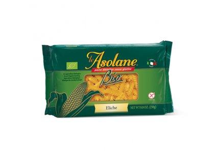 Vřetena kukuřičná BEZLEPKOVÉ (Eliche) 250 g BIO LE ASOLANE