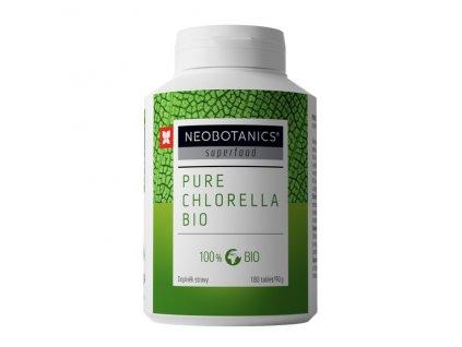 Pure Chlorella 90 g BIO NEOBOTANICS Neobotanics