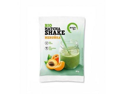 Matcha shake meruňka 30 g BIO