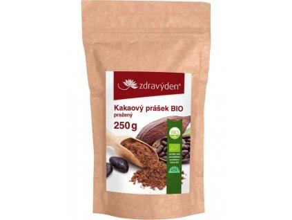 Kakaový prášek BIO 250g Zdravý den