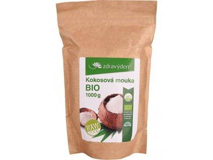 Kokosová mouka BIO 1000g Zdravý den