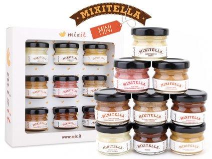 Degustační sada Mixitell (9 ks)