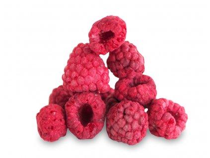 Maliny lyofilizované - celé plody (FD) 500g