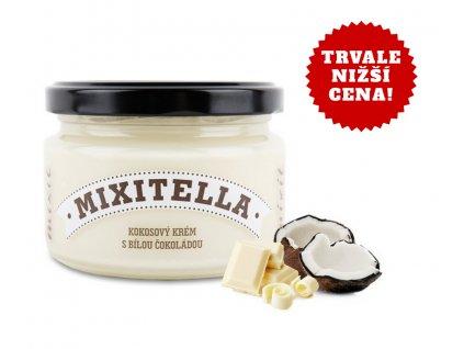 Mixitella - Kokos s bílou čokoládou (3 ks) 3x250g
