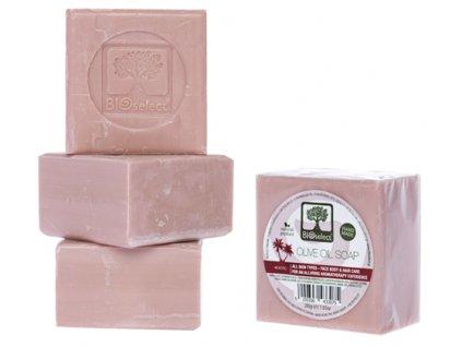 BIOselect® Přírodní olivové mýdlo exotic 200g BIOselect®