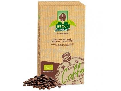 Caffé Cavaliere Káva v zrnech BIOFE 100% Arabica, 250g