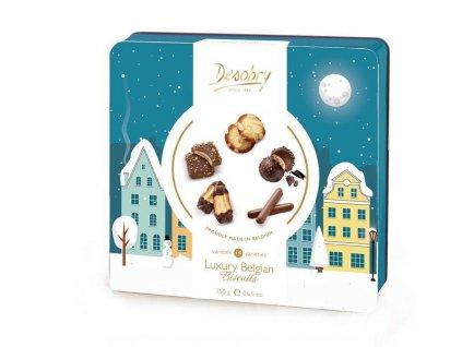DESOBRY Sada čokoládových sušenek Městský příběh, 375g