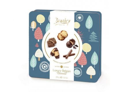 DESOBRY Sada čokoládových sušenek Začarovaný les, 375g