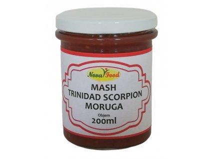 Mash Trinidad Scorpion Moruga 200ml Novafood