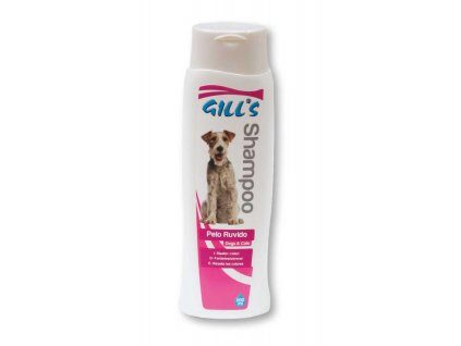 GILLS šampon Hrubosrstá plemena 200 ml