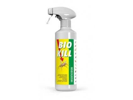 BIO KILL k hubení hmyzu, rozprašovač 450 ml