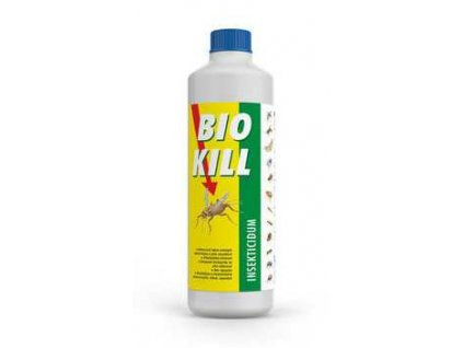BIO KILL k hubení hmyzu, náhradní náplň 450 ml