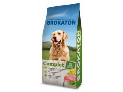 BROKATON Dog Complete 20 kg