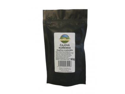 Kopřiva a saturejka  - čajová kořenka 40g Dary Rychleb