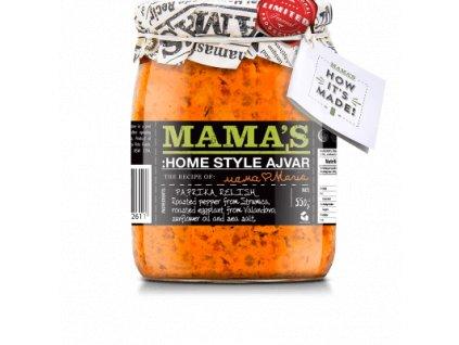 AKCE Mamas Ajvar Home Made Mild Mamas, 550g
