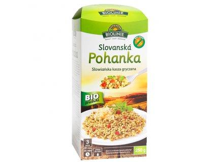 Akce Pohanka slovanská 250 g BIO BIOLINIE