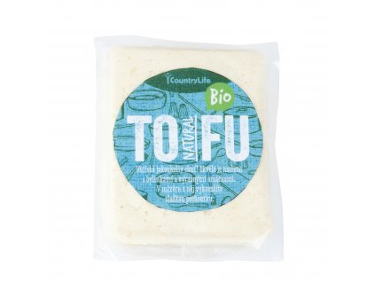 Tofu 250 g BIO COUNTRY LIFE