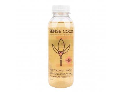 Kokosová voda 400 ml BIO SENSE COCO
