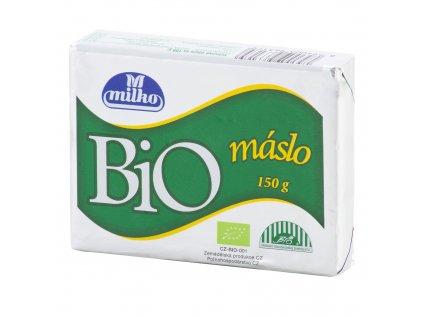 Máslo Milko 150 g BIO POLABSKÉ MLÉKÁRNY