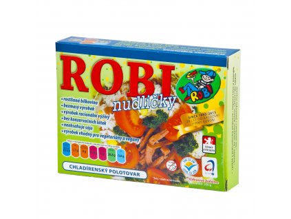 ROBI nudličky 200 g