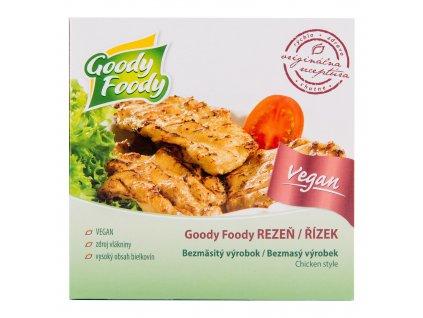 Veganská alternativa kuřecího řízku 145 g GOODY FOODY