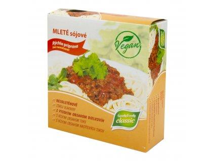 Veganská alternativa sójové mleté ochucené 200 g GOODY FOODY