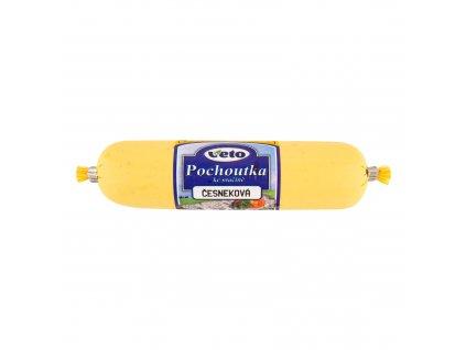 Pochoutka česneková 100 g VETO ECO