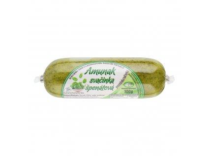 Svačinka špenátová 100 g AMUNAK