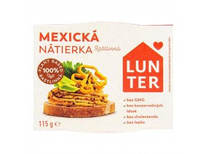 Pomazánka Mexická 115 g LUNTER