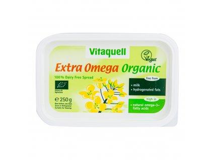 Margarín Extra Omega 250 g BIO VITAQUELL