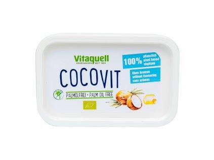 Margarín Cocovit s kokosovým olejem 250 g BIO  VITAQUELL