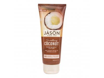 Mléko tělové s panenským kokosovým olejem 227 g JASON