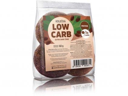 Low carb kolečka Kakaové 60g LeGracie