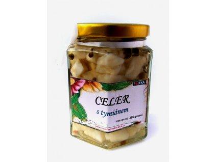 Celer s tymiánem