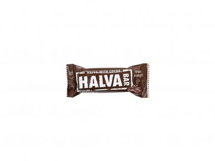 Sezamová chalva tyčinka s kakaem 40g Haitoglou