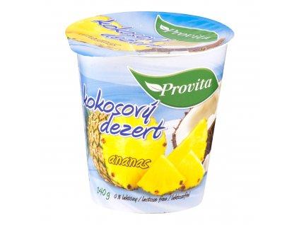 Dezert kokosový ananas 140 g PROVITA
