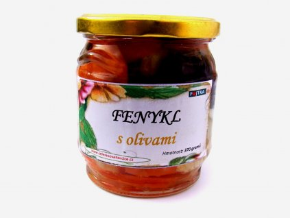 Fenykl s olivami