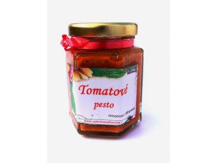 Tomatové pesto