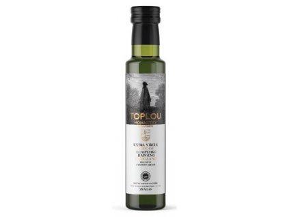 Extra panenský olivový olej PDO ze Sitie 250ml TOPLOU MONASTERY