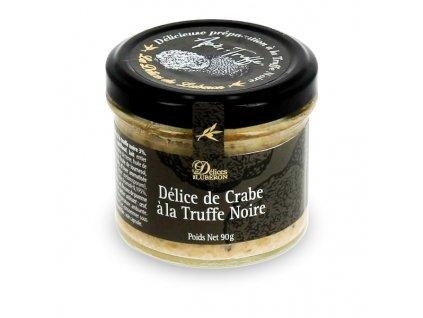 Delices du Luberon Krabí lahůdka se zimním lanýžem, 90g