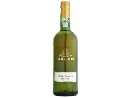 Portské víno CÁLEM FINE WHITE 0,75l