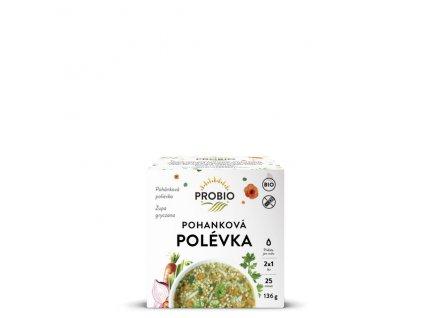 Polévka pohanková 136 g BIO PROBIO