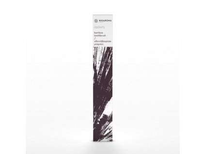 BioAroma kosmetika ODÓNTS zubní kartáček z bambusu BioAroma