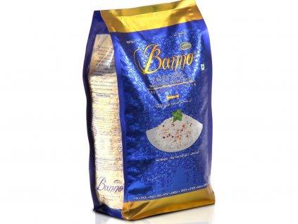 Basmati rýže extra dlouhá 1kg Banno
